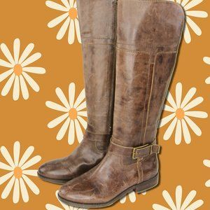 Marc Fisher Equestrian Knee-Length Boots